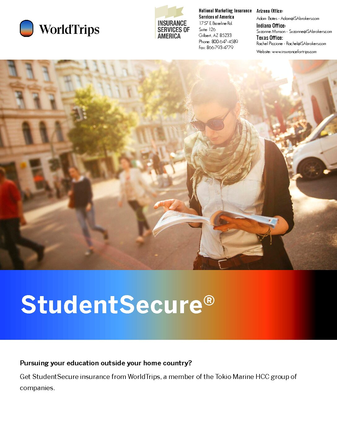 Student Secure – Brochure 2021 – ISA Featured Image