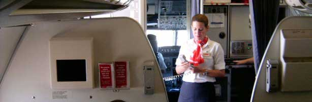The Official Job Description of Flight Attendants Featured Image