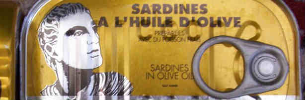 Sardines Have More Legroom Featured Image