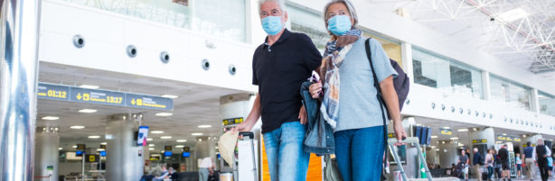 How to Travel Safer Beyond Just a Mask! Featured Image