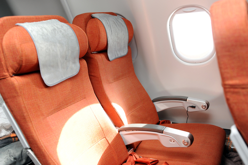 airplane seats travel insurance